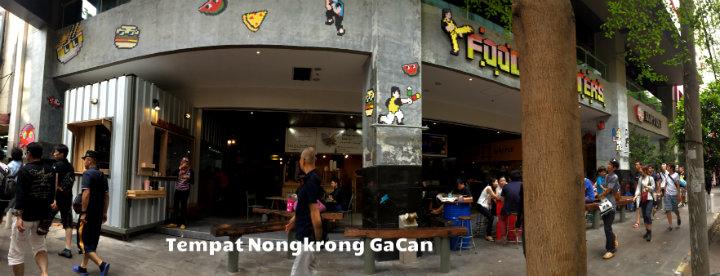 foodfighters melawai tempat nongkrong seru jakarta selatan