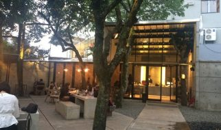 mimiti coffee and space setiabudi bandung