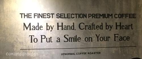 upnormal coffee roaster bandung