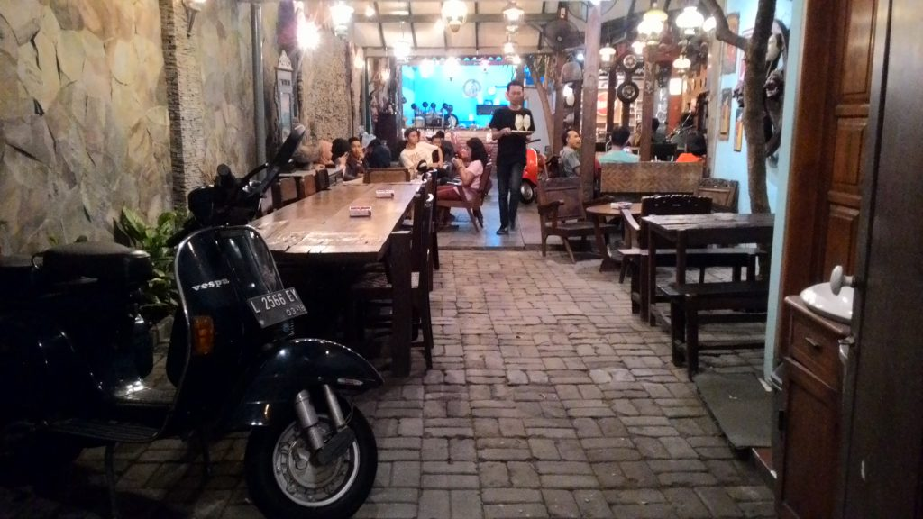 grandfather coffeeshop surabaya