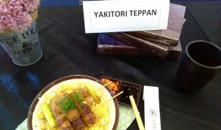 menu baru gyu jin teppan