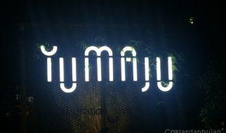 review yumaju - tempat nongkrong seru di bandung