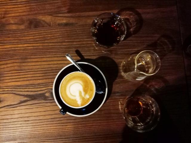 menu minuman kopi culturehead coffee yogyakarta