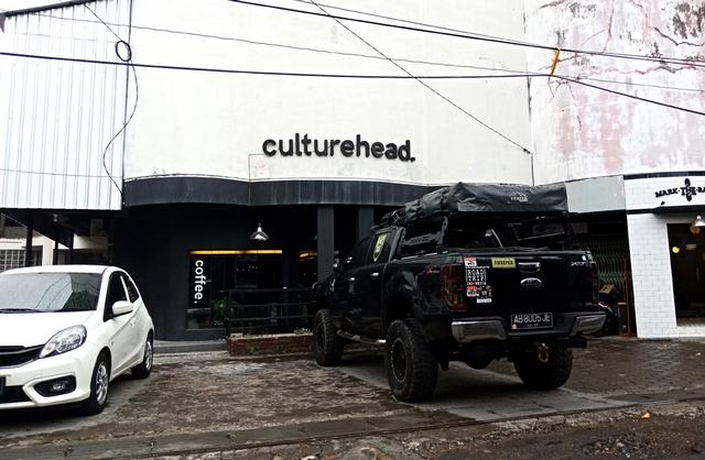coffee shop di yogyakarta - culturehad coffee