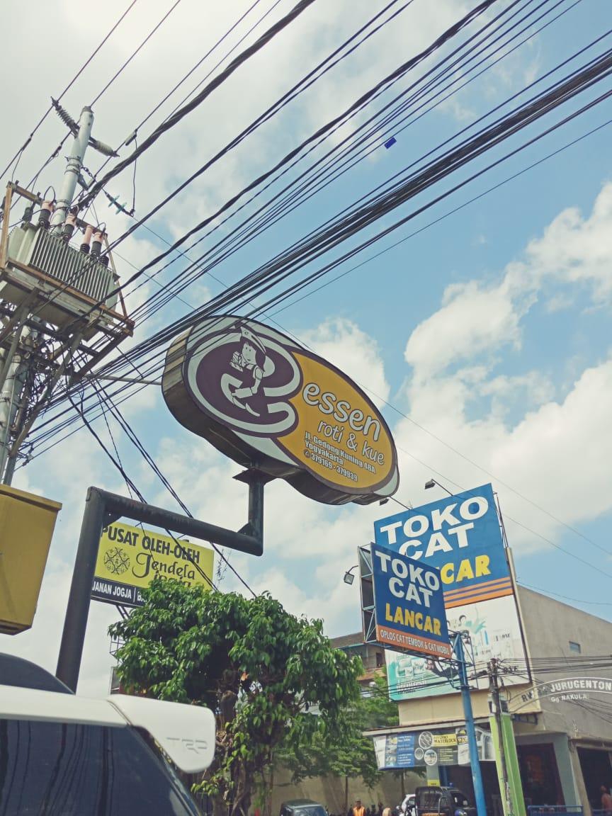 lokasi essen choco pot yogyakarta