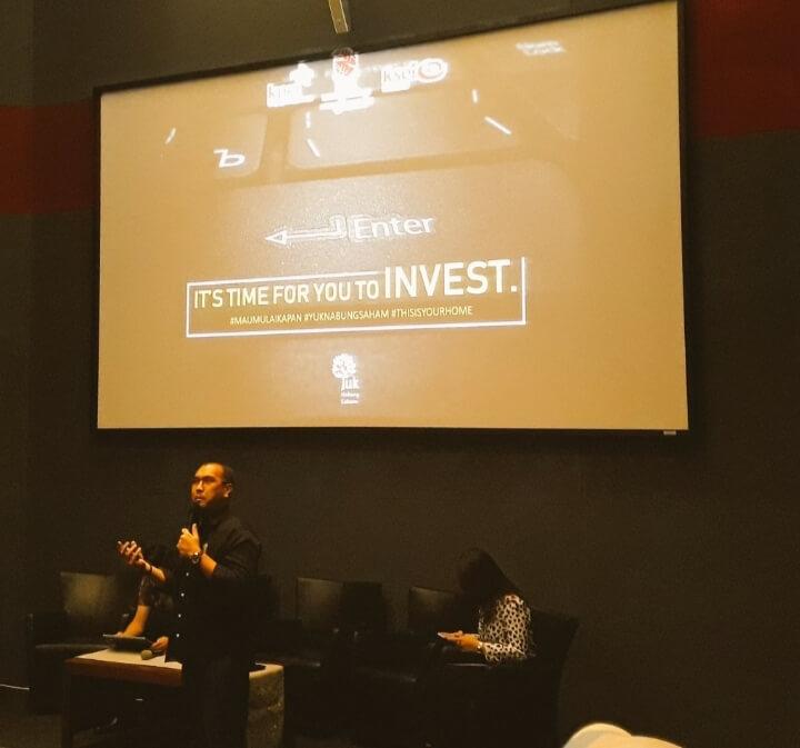 investasi saham untuk masa depan
